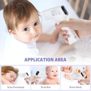 Infrared Thermometer advert- German Health Store